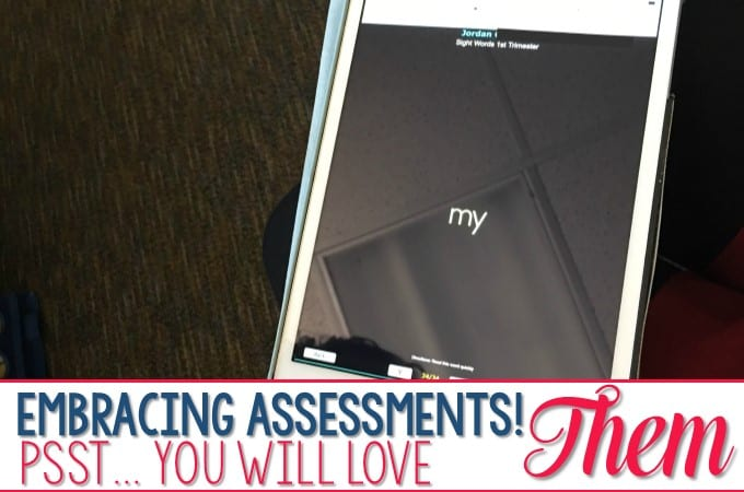 Assessments are our friends! (GIVEAWAY)
