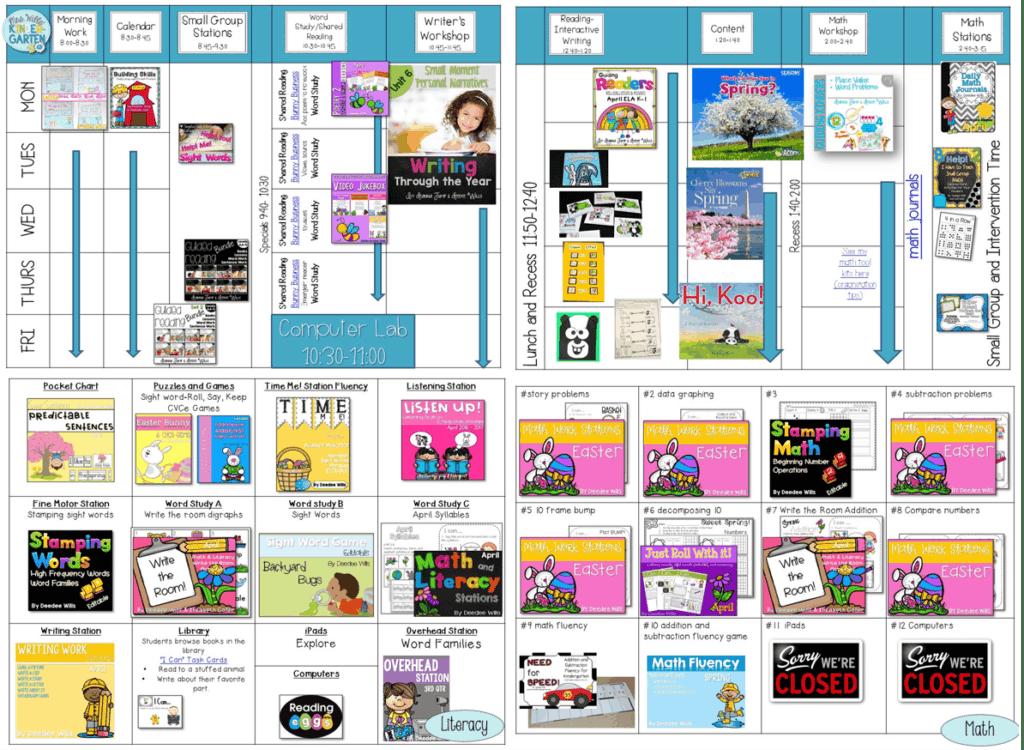 Easter Lesson Plans for Kindergarten