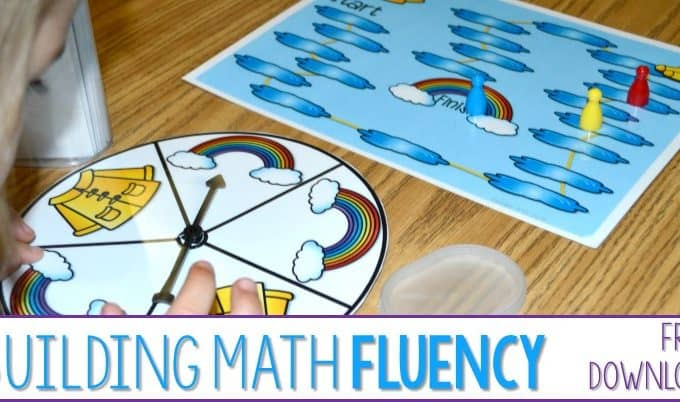 Building Math Fluency with Games (Free File)