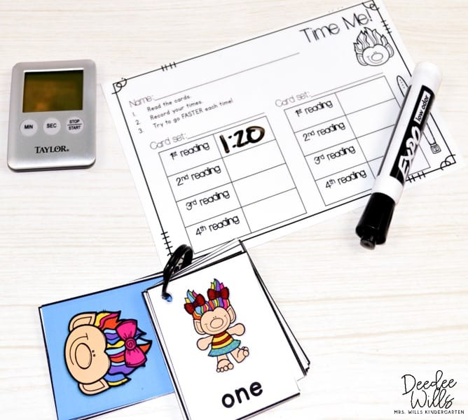 5 Mastering Sight Words Centers for Kindergarten | Plus a Free Sample! 18