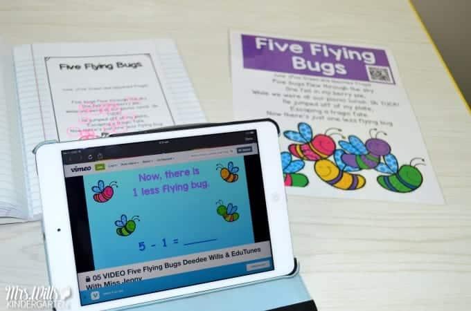FREE Kindergarten Poetry