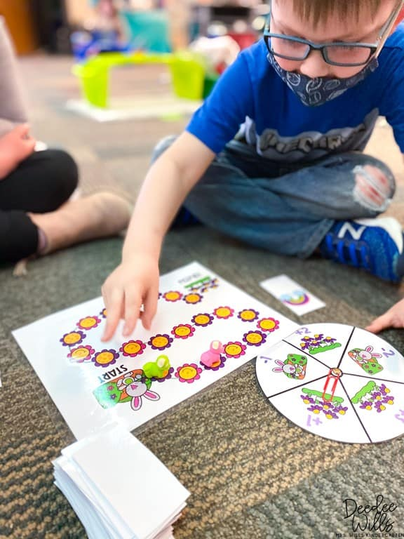 5 Mastering Sight Words Centers for Kindergarten | Plus a Free Sample! 6