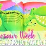 Dinosaur  Week is HERE!