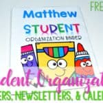 Student Organization!  Starting on the right foot! (FREE File)