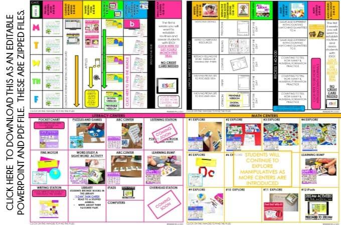 Chrysanthemum Lesson Plans (Free File) 5