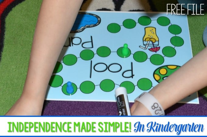 Independent Student Centers made SIMPLE! (Free file)