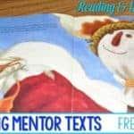 Using Mentor Texts in Kindergarten