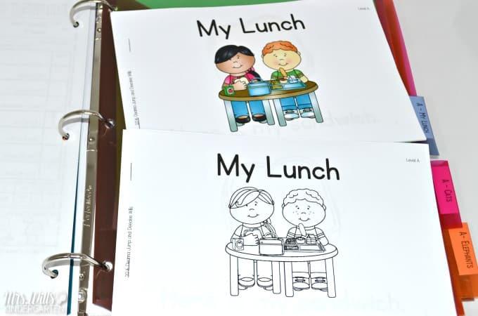 Classroom Time Saving Tips for Kindergarten.