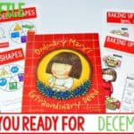 Are you ready for December?  Ideas and Resources … plus a free file!