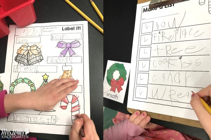 December kindergarten resources for math and literacy activities. Read aloud books and center activities your students will love. See lessons plan ideas including, close read and STEM activities. Free file included