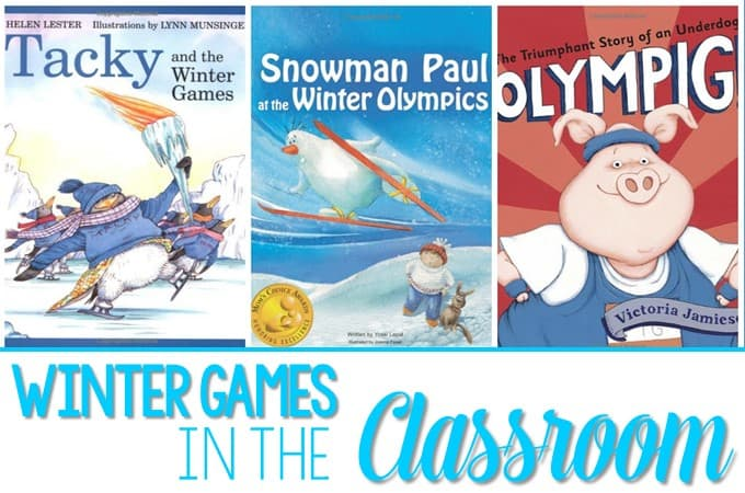 The Winter Games in the Classroom