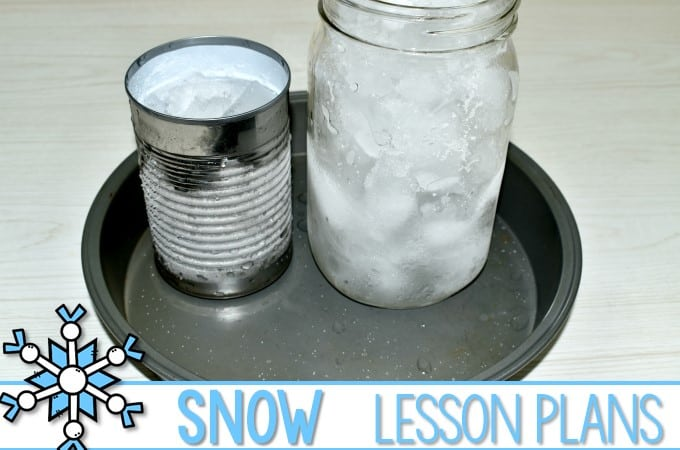 Snow by Cynthia Rylant Lesson Plans