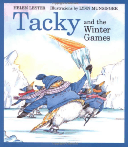 The Winter Games in the Classroom 1