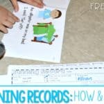 Running Record Assessments:  How and Why (Free File)