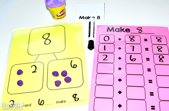 Kindergarten Math Groups Made Easy and a FREE file? You got it! In this article, you will read how I organize my math groups, assess, differentiate, and teach students with hands-on math activities that are sure to engage your kindergarten classroom. Get your FREE file too!