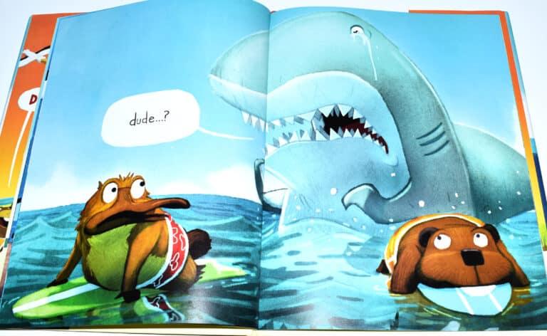 Shark Activities for Kindergarten and First Grade 1