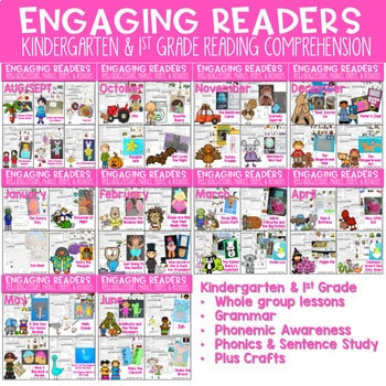 Engaging Readers Bundle 1 1