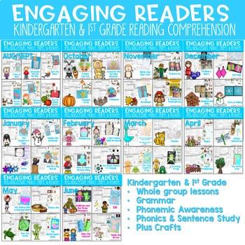 Engaging Readers Bundle 2 1