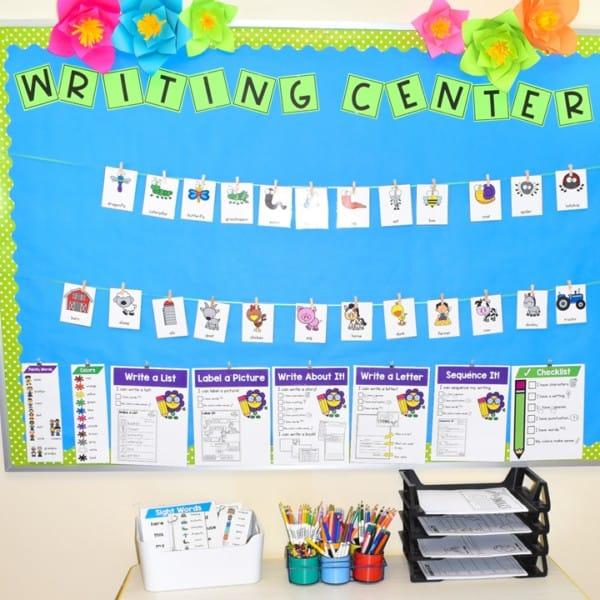 Writing Center Year Long Bundle 1