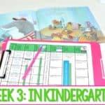 Kindergarten Lesson Plans – Week 3 Clark the Shark