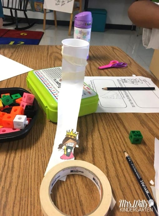 The Recess Queen Stem Activity
