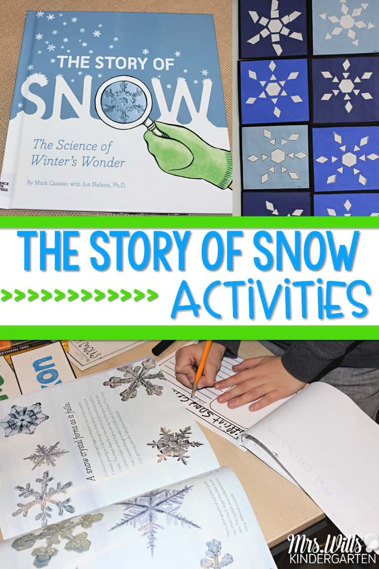 Snow lesson plans for your 2nd-grade classroom. Students engage in reading and writing activities to better understand how snow forms.