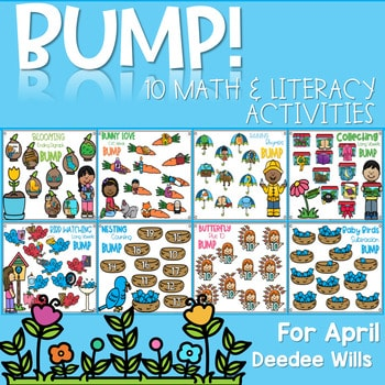 BUMP Games Monthly Math and Literacy April 1