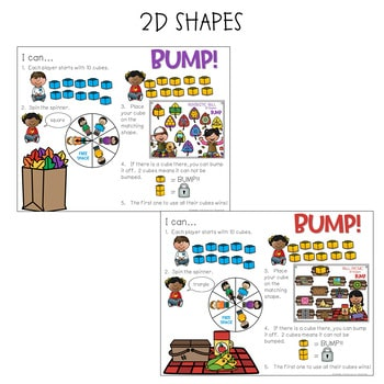BUMP Games Monthly Math and Literacy NOVEMBER 4