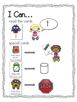 Back to School ABC Game ~ editable 3