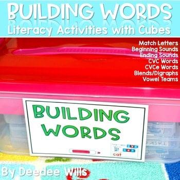 Building Words 1
