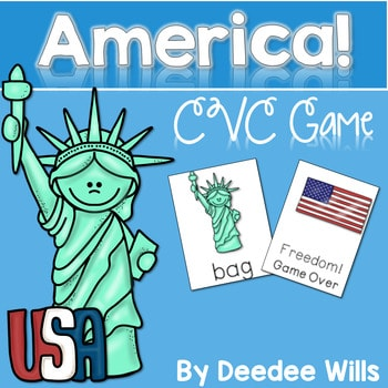 CVC Game: America Memory Match and FREEDOM! 1