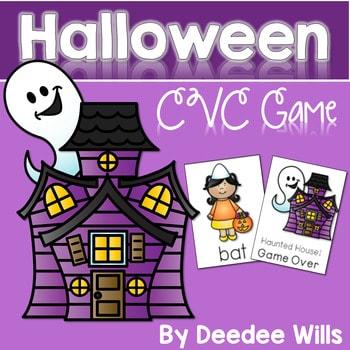 CVC Game: Halloween 1