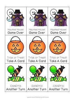 CVC Game: Halloween 4