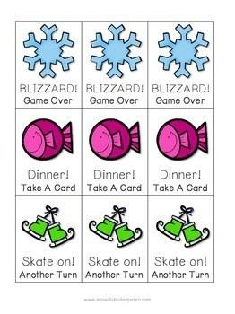 CVC Game: Penguin BLIZZARD! Game 4