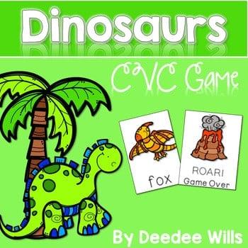 CVC Game ROAR!! Dinosaur 1