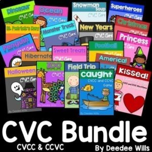 ABC Game BUNDLE 5