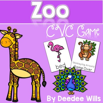 CVC Zoo game and Memory Match 1
