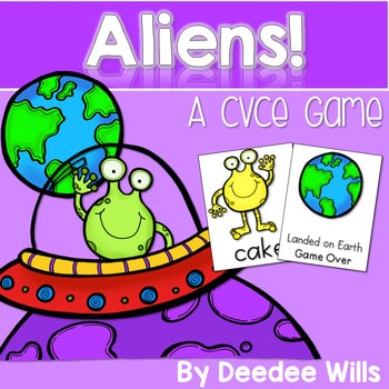 CVCe Aliens and Spaceship Game 1