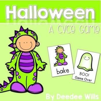 CVCe Game: Boo! A Halloween Game 1