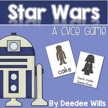 CVCe Star Wars and Darth Vader Game! 1