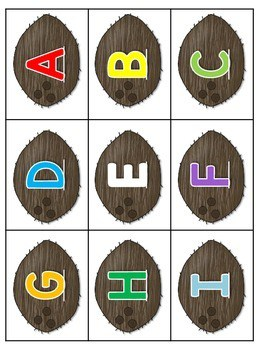 Coconut Tree! Memory and ABC Game 2