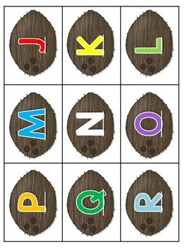 Coconut Tree! Memory and ABC Game 3
