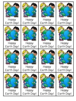 Earth Day ABC and Sight Words Roll, Say, Keep ~ Editable 4