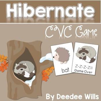 Hibernate! A CVC Memory Match and Game 1