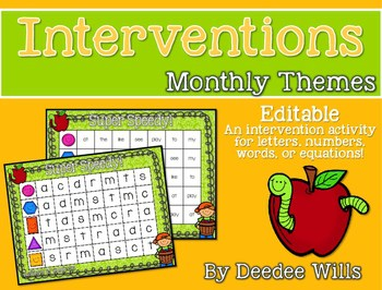 Intervention: Super Speed through the year-ELA and Math 1