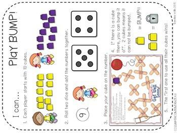 Kindergarten Math Centers ~ Community Helpers 4