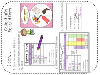 Kindergarten Math Centers ~ Easter CCSS 3