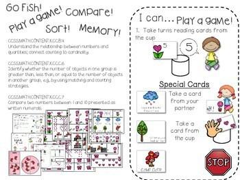 Kindergarten Math Centers ~ Valentine's Day 3