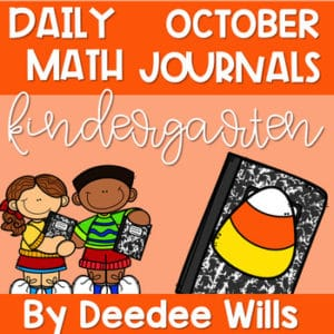 Math Fluency: Halloween editable 8