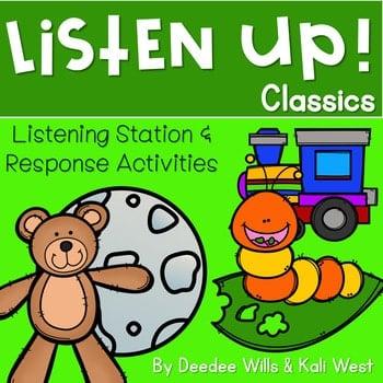 Listening Center: Listen UP! Classics 1